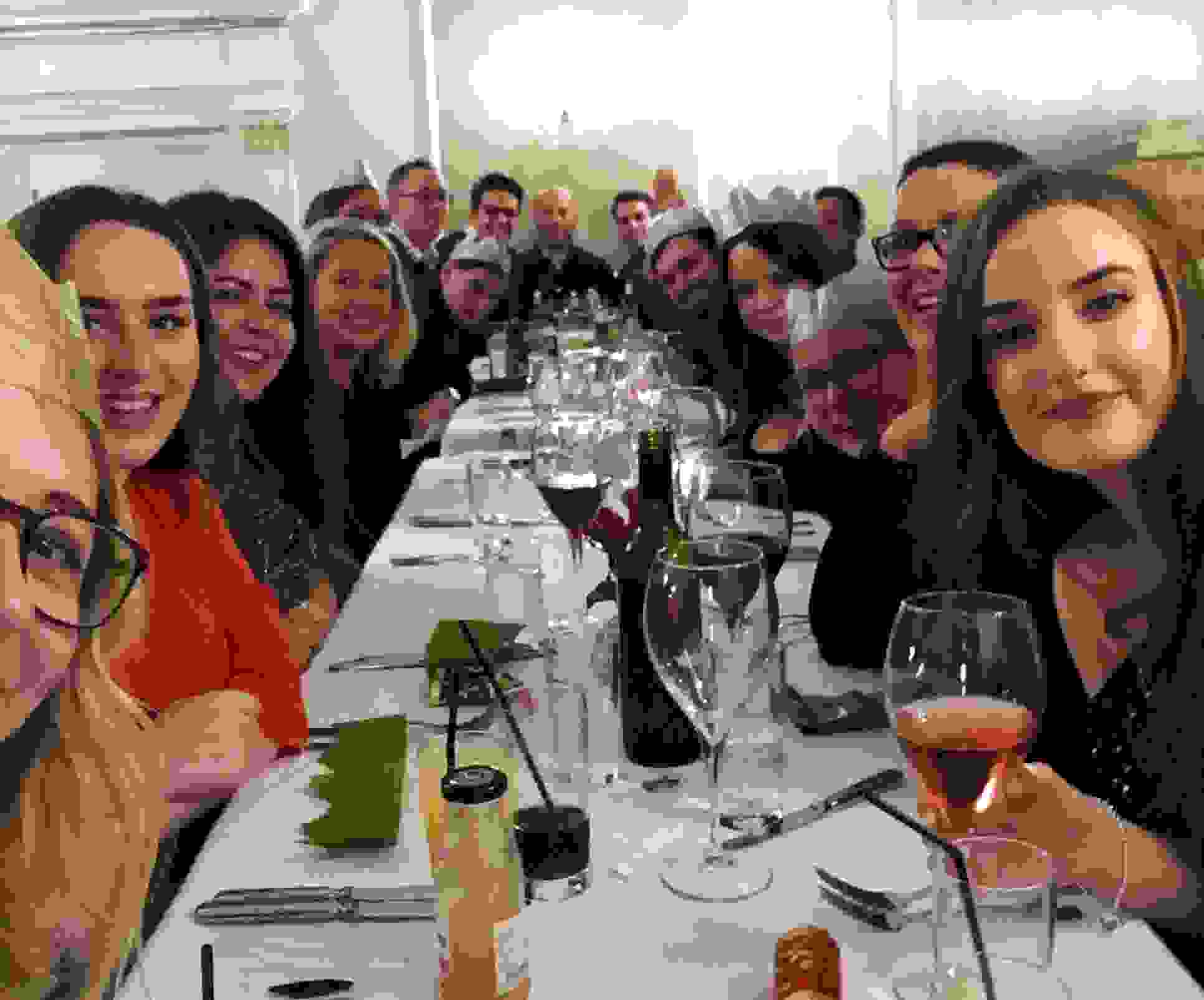 SKARCHITECTS LTD Christmas Party 2017